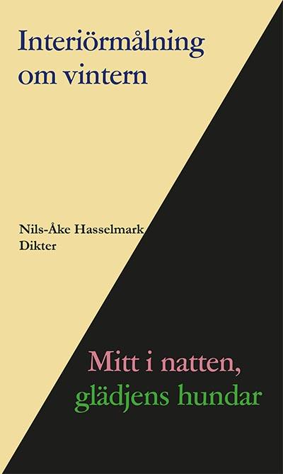 Interiörmålning om vintern av Nils-Åke Hasselmark